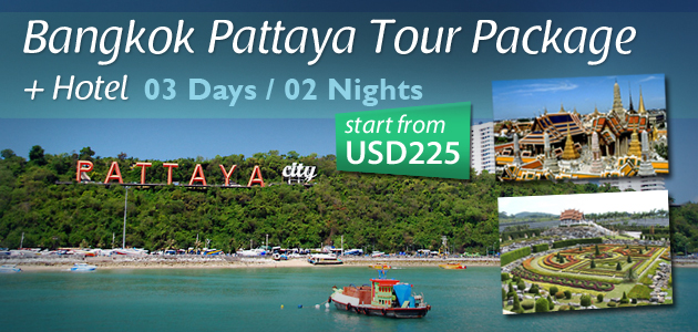 Bangkok Pattaya Tour Package